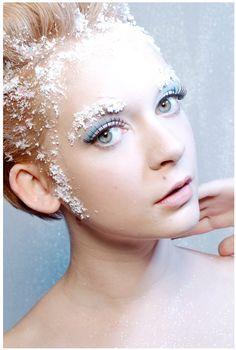snow make-up