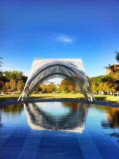 Oklahoma City reflections