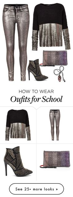 """Untitled #1600"" by ebramos on Polyvore featuring Christian Louboutin"