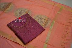 Call/whatsApp To cutomize Churidar Neck Designs, Salwar Designs, Hand Embroidery, Embroidery Designs, Hand Work Design, Kurti Patterns, Elegant Saree, Gold Work, Thread Work