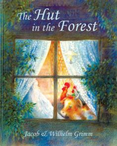 The Hut in the Forest (Grimm's Fairy Tales) by Bettina Stietencron http://www.amazon.com/dp/0863156150/ref=cm_sw_r_pi_dp_AYM1wb0BTGMFN