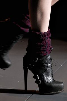 Dior shoes fall 2011