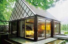 Bases del diseño de una casa ecológica - http://www.decoora.com/bases-del-diseno-de-una-casa-ecologica.html