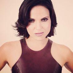 Lana at comic con 2013