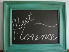 Meet Florence - Annie Sloan Chalk Paint Color Review