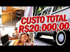 TOUR PELA NOSSA CASA DE VOLTA AO MUNDO FAÇA VOCÊ MESMO - DIY - MOTORHOME FEITO EM CASA - KOMBI - YouTube