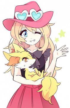 /Serena (Pokémon)/#1609702 - Zerochan