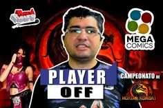 NERD RETRÔ   PLAYER OFF   MEGA COMICS   parte 2