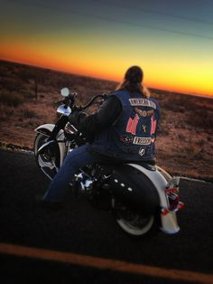 """Stan Ellsworth of """"American Ride"""" in New Mexico"""