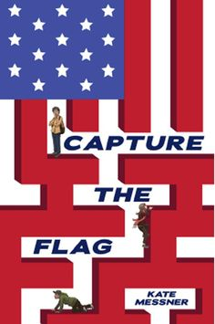 Capture the Flag - Junior Library Guild Selection!