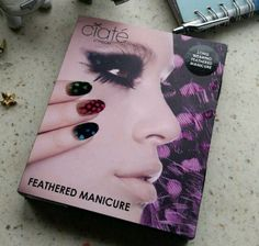 Ciaté London feathered manicure set #Ciat