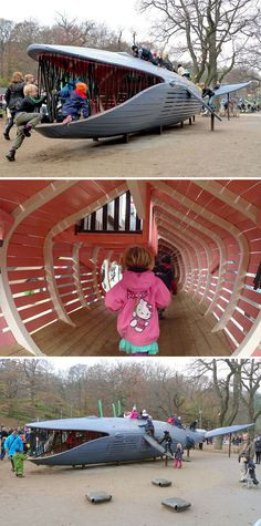 This Danish Company Creates The Best Playgrounds In The World