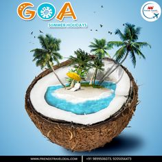 Book Goa Summer Holidays with #FriendsTravels Call 9899506073