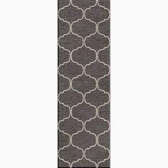 wilder moroccan blackivory area rug rug size runner x