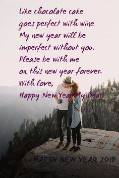 b750e410a4d9 Happy New Year 2019 Quotes for Fiance