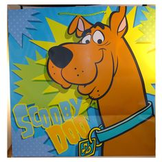 The Crabby Nook - Wholesale Lot 8 Hallmark Scooby Doo Gift Bag Large, $23.50 (http://www.thecrabbynook.com/wholesale-lot-8-hallmark-scooby-doo-gift-bag-large/)
