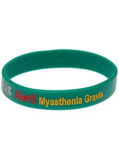Myasthenia Gravis Medical Bracelet