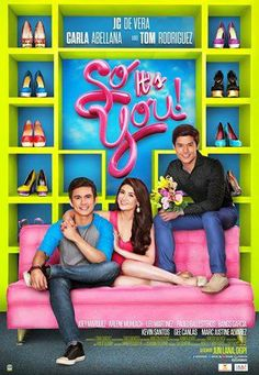 So it's you movie. Watching the movie trailer makes you wish they would end up. They act so natural which one of the many reasons why you should watch the film. Filipino, Movies To Watch, Good Movies, Romantic Comedy Movies, Comedy Film, Pinoy Movies, Comedy Events, Movies 2014, Foreign Movies