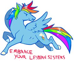 filbypott:   duckstapler:  feminist/good advice pones  This is the first My Little Pony related thing I've seen in years that didn't make me angry.