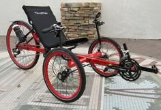Red Rover, Red Rover: Custom � from Utah Trikes