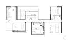Vom Glück grauer Kuben - Einfamilienhaus in Flandern
