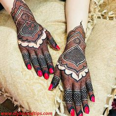 50 Most beautiful Dulhan Mehndi Design (Dulhan Henna Design) that you can apply on your Beautiful Hands and Body in daily life. Kashee's Mehndi Designs, Pakistani Mehndi Designs, Floral Henna Designs, Indian Henna Designs, Stylish Mehndi Designs, Mehndi Design Photos, Wedding Mehndi Designs, Kashees Mehndi, Tatoo