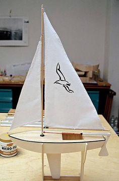 Segelschiff Bauanleitung