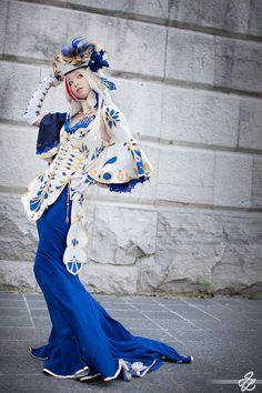 Windblown Duchess by vickybunnyangel.deviantart.com on @deviantART