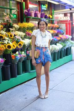 Summer City Style Guide With GIRLS OFF FIFTH | theglitterguide.com