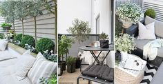 6 Ways to Enhance a Small Outdoor Space | sheerluxe.com
