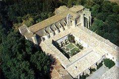 Abbaye de Valmagne Hérault France