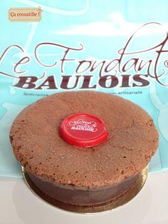 Ça croustille !: LE FAMEUX FONDANT BAULOIS