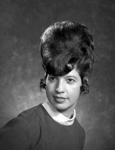 1960's Big hair :-).