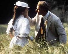 julian sands and helena bonham carter a room with a view - Italian countryside