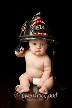 For the next person to have a baby with a firefighter parent this is a must Newborn Pictures, Baby Pictures, Baby Photos, Pregnancy Pictures, Family Pictures, Firefighter Family, Firefighter Pictures, Firefighter Quotes, Volunteer Firefighter