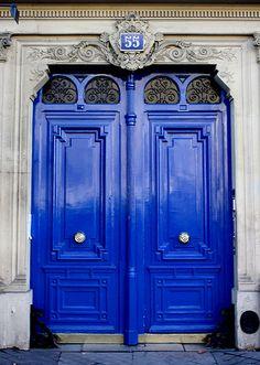 True Blue by ChloeFaith, via Flickr