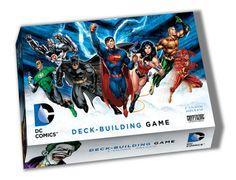 MUST HAVE!   DC Comics Deck-Building Game | Image | BoardGameGeek