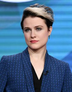 EVAN RACHEL WOOD at Westworld Panel at 2016 TCA Summer Tour in Beverly Hills 07/30/2016