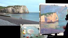 José SALVAGGIO plein air painting 37 Oh, sea