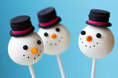Snowman Cake Pops Jigsaw Puzzle Game - PuzzleMobi