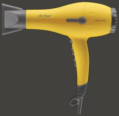 Drybar Buttercup Blow Dryer: super fast dryer that also conditions your hair as it dries