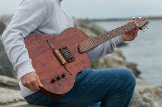 Rockbridge guitars/ Dave Matthews plays