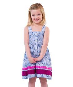 This Purple Boardwalk Dress - Infant, Toddler & Girls by Matilda Jane Clothing is perfect! #zulilyfinds