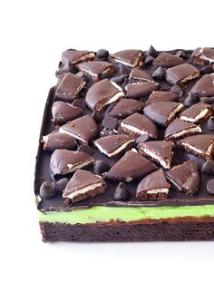 Best Square After Dinner Mints Recipe on Pinterest