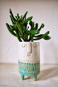 Plantenpot!