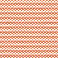 Fabric... Oh Boy Triangles in Orange by Lori Whitlock for Riley Blake Designs