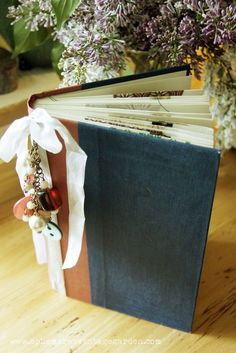 How to Make Altered Book Junk Journals