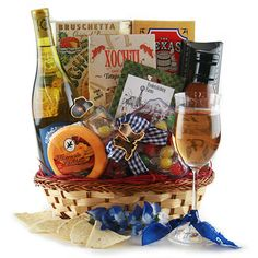 Texas Hill Country Wine Basket $83.95!