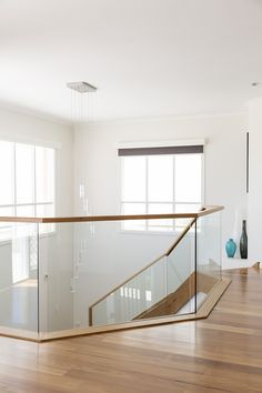 62 Ideas for stairs glass railing staircases Balustrade Design, Glass Balustrade, Railing Design, Staircase Design, Railing Ideas, Staircase Ideas, Glass Stairs, Glass Railing, Staircase Railings