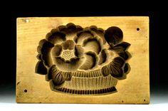 RESERVED RESERVED RESERVED Japanese Kashigata - Antique Cake Mold - Wood Mold Kashigata - Wooden Cake Mold - Antique Kashigata Mold by JapaVintage on Etsy